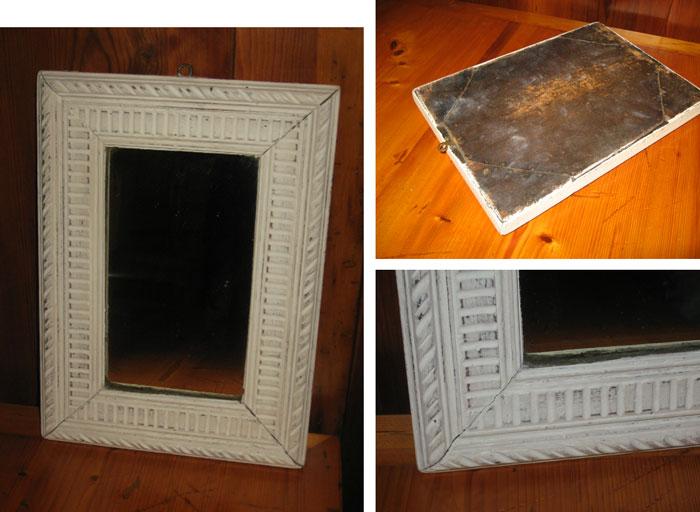 alter bilderrahmen um 1900 mit annie sloan chalk paint vintage look shabby chic ebay. Black Bedroom Furniture Sets. Home Design Ideas